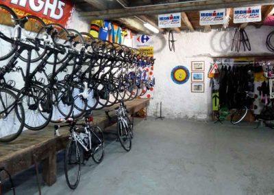 Pyrenees Multisport Accommodation Bike Barn