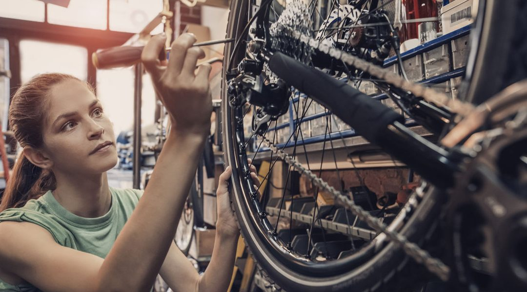 TOP TIPS TO KEEP YOUR BIKE IN SHAPE FOR A CYCLING HOLIDAY